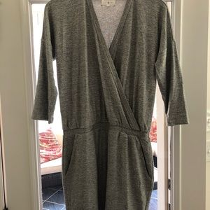 Lou & Grey Dresses - NWOT Lou & Grey blouson dress